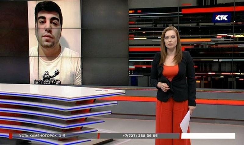 Сбежавший после убийства в Караганде Нарек Гурурян задержан