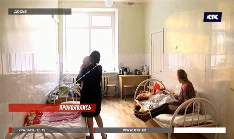 В Акмолинской области дети массово болеют корью