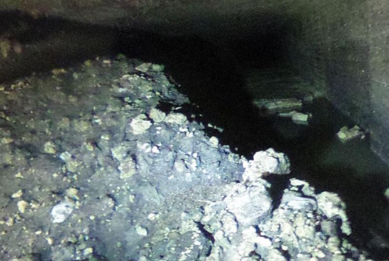 В канализации в английском городе нашли «монстра» из жира