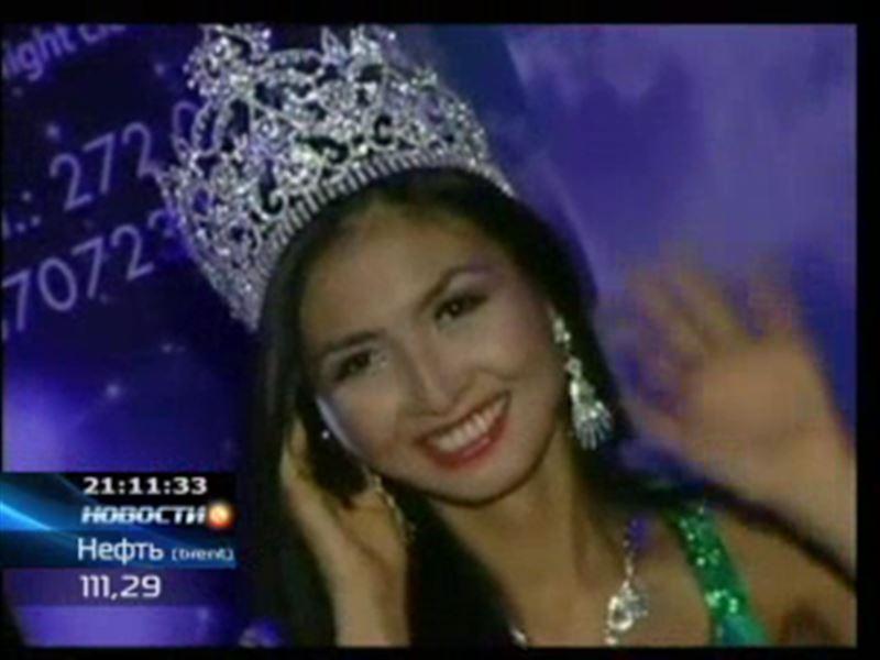 Казахстанка вошла в список самых сексуальных моделей мира