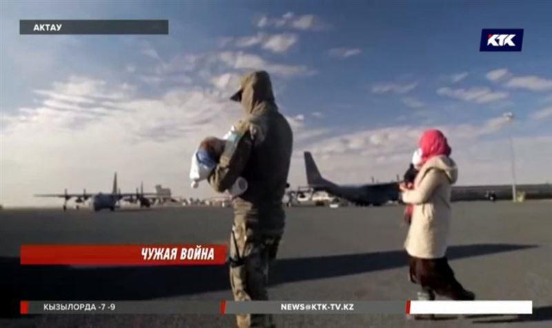 В отношении казахстанцев, вернувшихся из Сирии, начали расследование