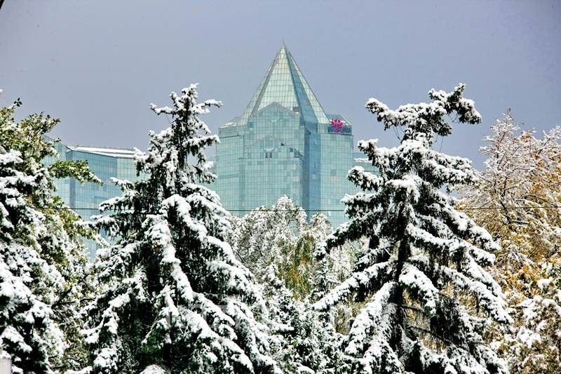 Прогноз погоды по Казахстану на 11 января