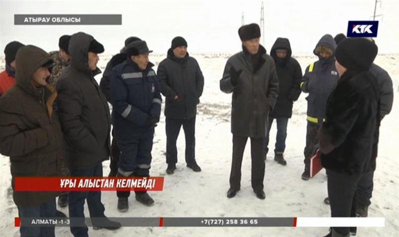 Атырау облысында малшылар наразылық білдірді