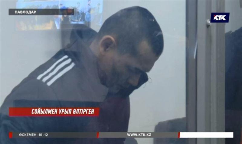 Павлодар облысында кек қайтармақ болған жігіт сотталып кетті