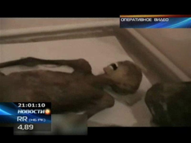 В Кокшетау в квартире полицейские обнаружили мумию
