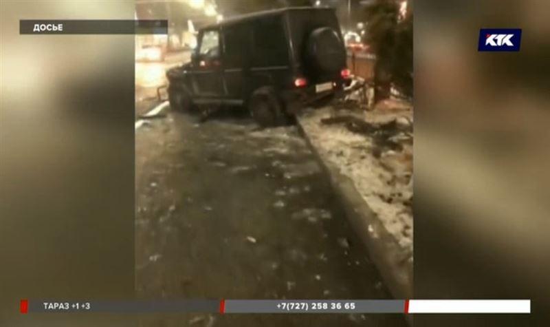 Водитель «Гелендвагена», устроивший смертельное ДТП, был пьян