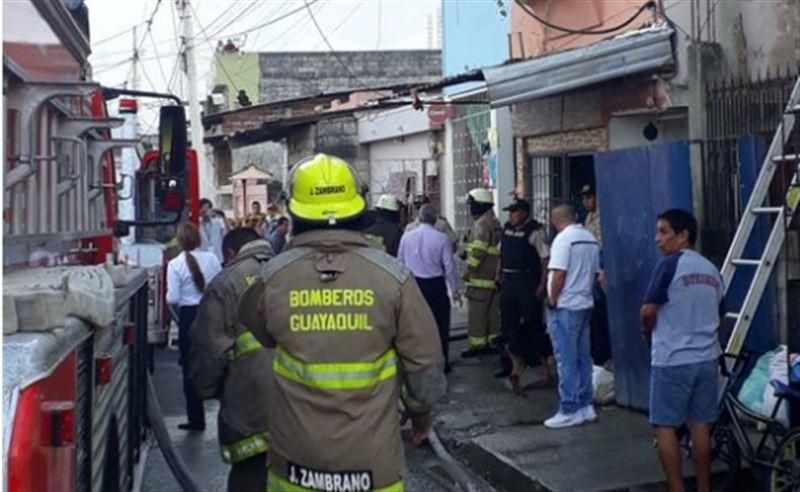 Пожар в наркоцентре в Эквадоре унес жизнь 18 человек