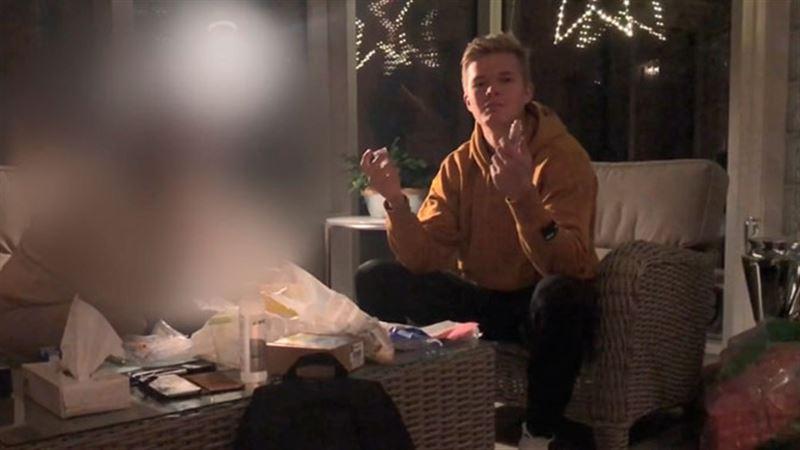 Спортсмен из Норвегии открыл контейнер для допинг-тестов голыми руками