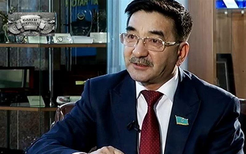 Жамбыл Ахметбеков, депутат Мажилиса Парламента
