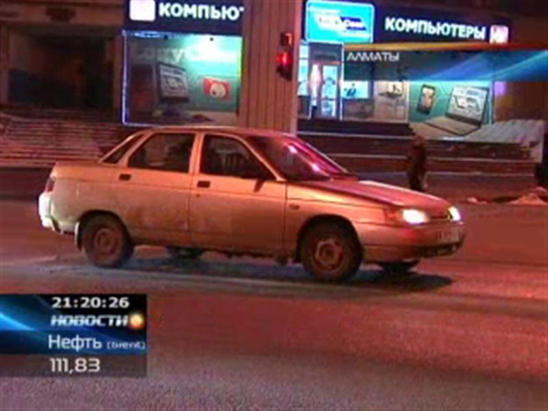 Дорожные полицейские назвали самые угоняемые в Казахстане машины