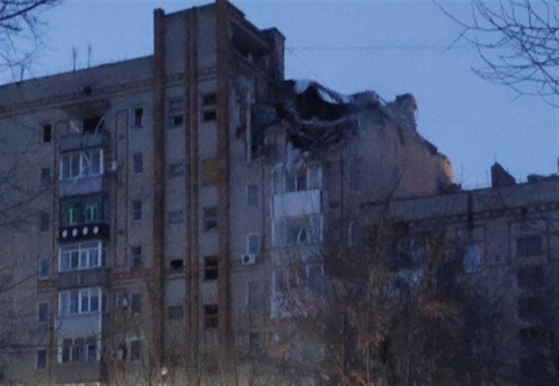 Взрыв газа произошел в жилом доме в России