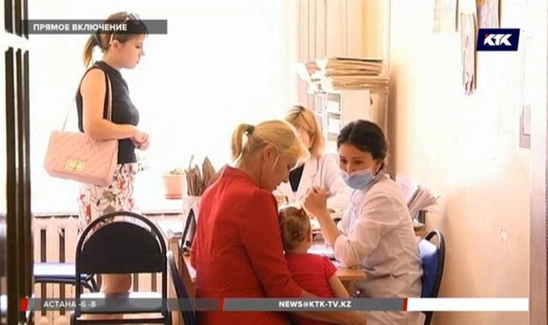 Из-за вспышки кори в Казахстане меняют возраст вакцинации