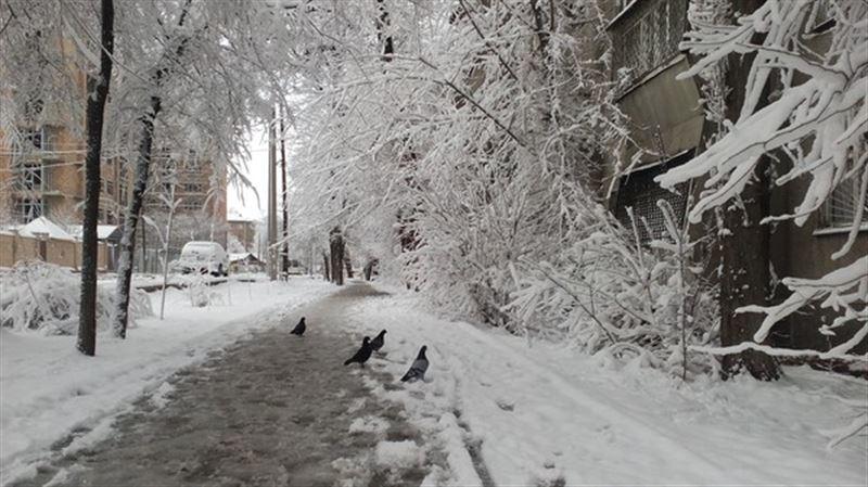 Прогноз погоды по Казахстану на среду, 16 января