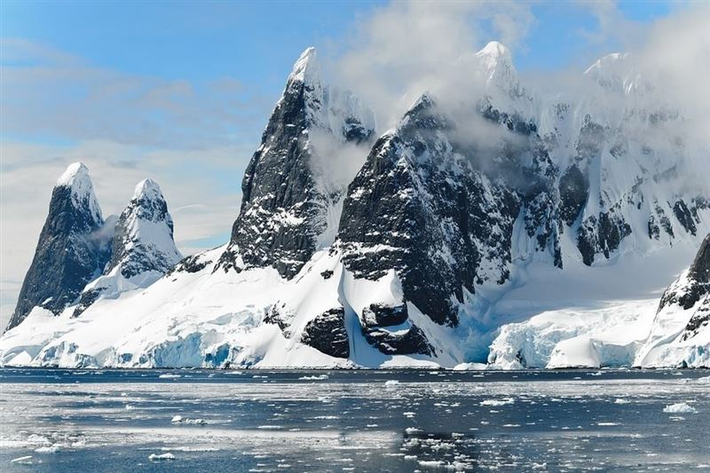 Ученые: Антарктида тает в шесть раз быстрее, чем 40 лет назад