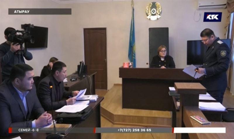 Для экс-акима Атырауской области просят 17 лет тюрьмы