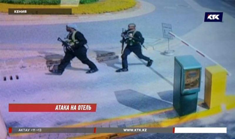Жертвами террористов в Кении стали 15 человек