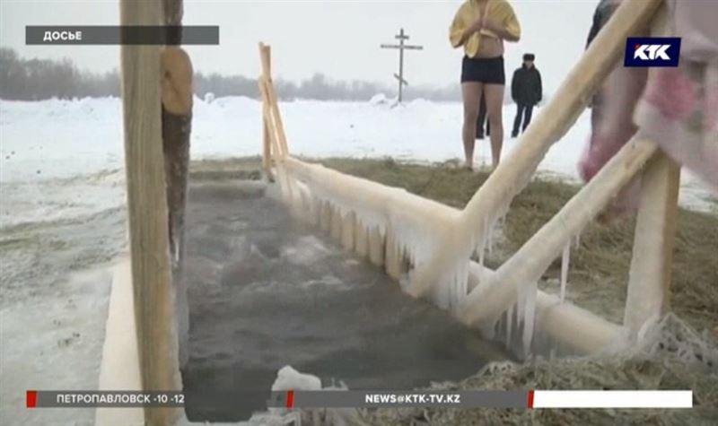 500 полицейских, спасателей и медиков будут дежурить на Крещение