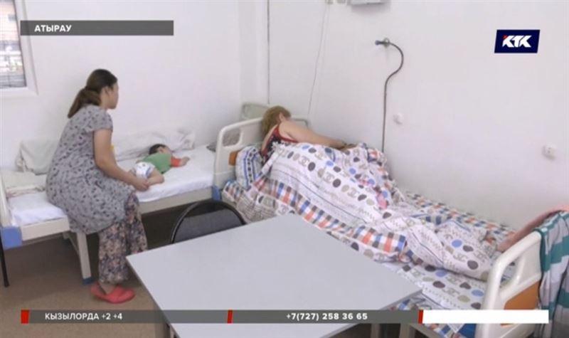В Атырау растёт число заболевших корью