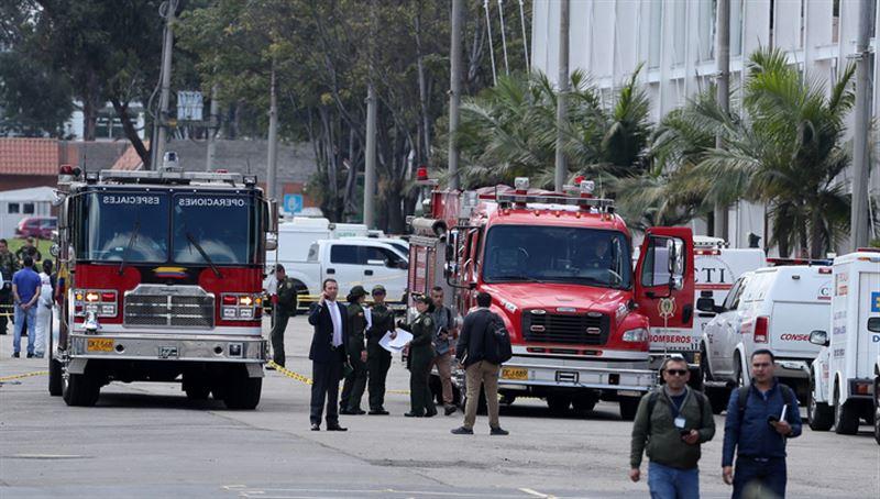 Полиция академиясындағы жарылыстан 8 адам қаза тапты