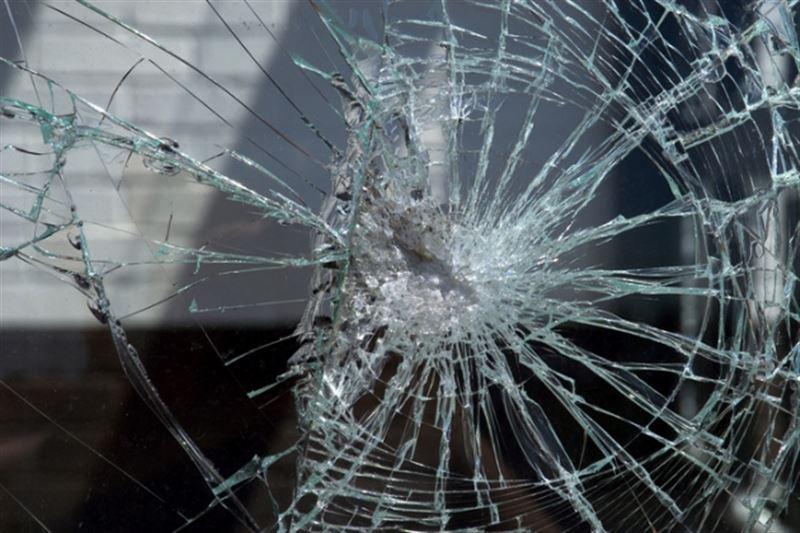 В Алматы пьяный водитель сбил пешехода