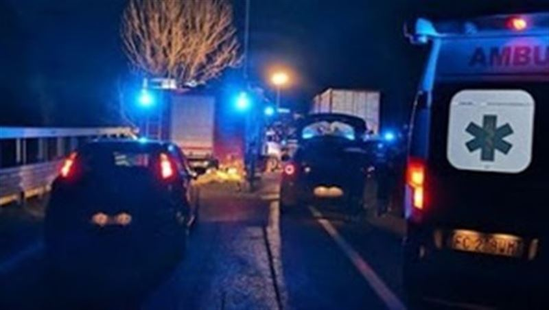 Полициядан қашқан 4 адам жол апатынан мерт болды