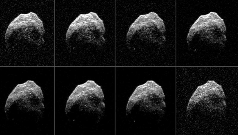 Астероид Апофис может столкнуться с Землёй в 2068 году