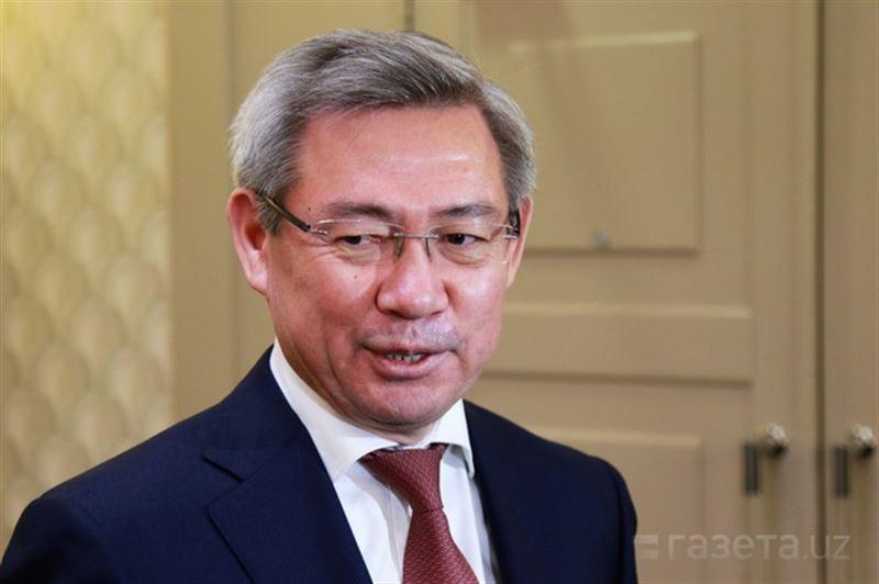 Подозреваемый в коррупции экс-посол Казахстана в Узбекистане отпущен под залог