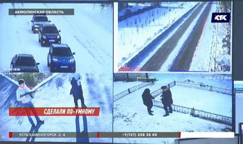Президенту показали первый казахстанский «умный» город