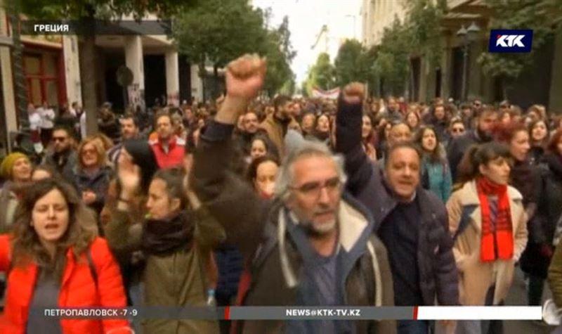 Переименование Македонии спровоцировало небывалую акцию протеста
