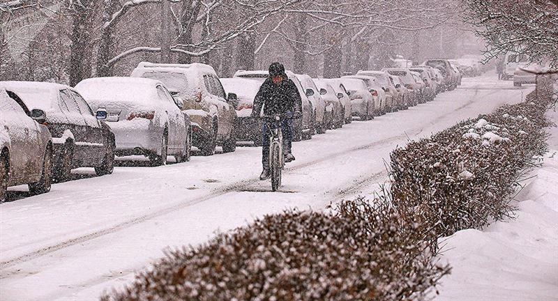 Прогноз погоды по Казахстану на вторник, 22 января