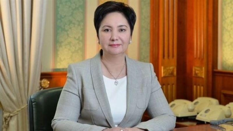 Госсекретарь РК встретилась с послом Армении
