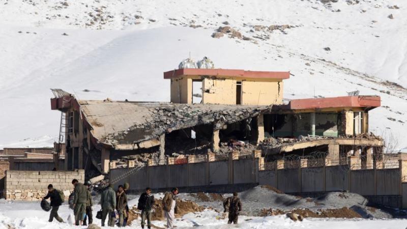Әскери базадағы шабуылдан 126 адам қаза тапты