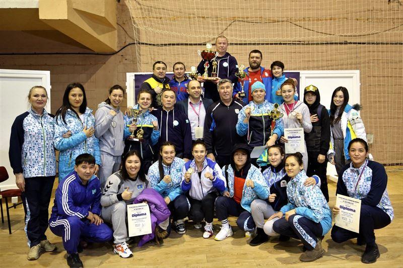 Бокстан Қазақстан әйелдер құрамасы Сербиядағы турнирде 5 алтын алды
