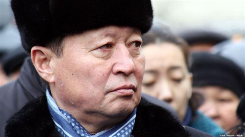 Экс-главе КНБ Нартаю Дутбаеву сократили срок заключения