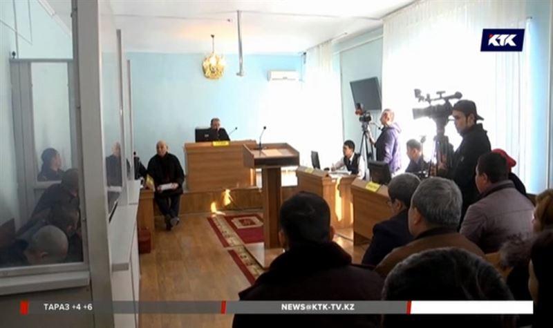 Түркістан облысында әкім орынбасарын атып кеткендерге қатысты сот басталды
