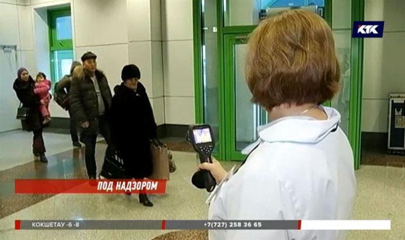 В аэропортах проверяют туристов из Грузии – они могут привезти в Казахстан грипп