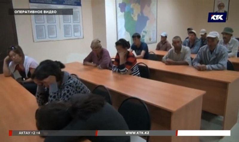 Сотни иностранцев-нелегалов разоблачили в Актобе