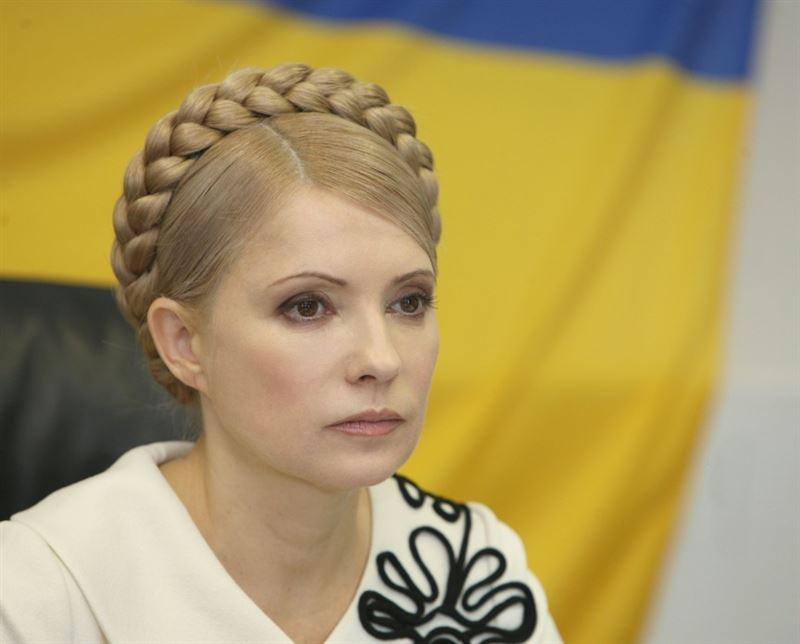 Тимошенко президент сайлауына түсетінін мәлімдеді
