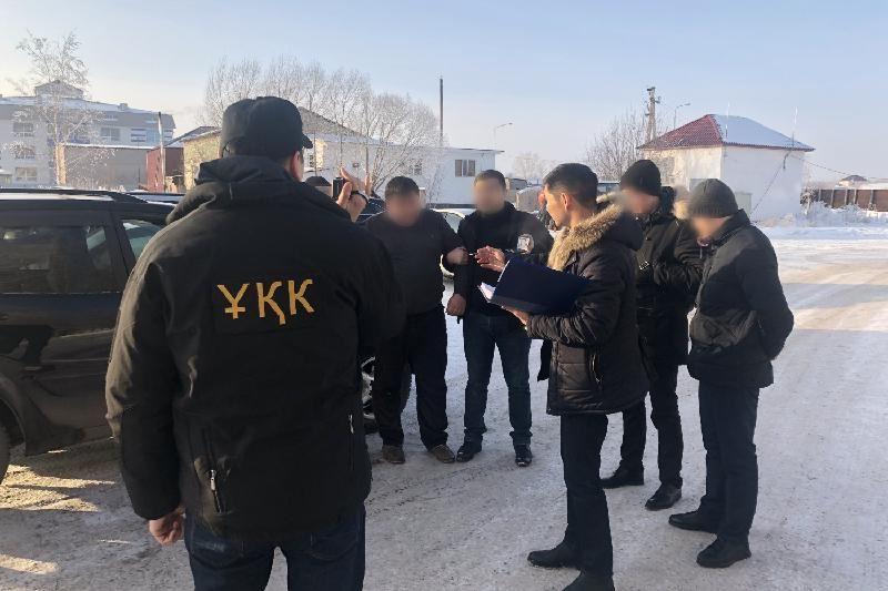 Задержаны руководители Казгидромета - КНБ