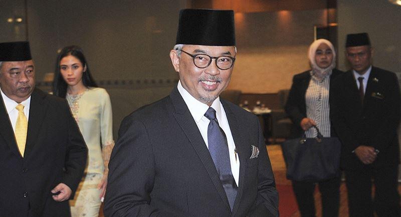 Султан Абдулла стал новым королём Малайзии