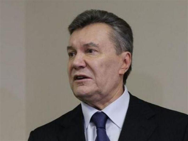 Суд в Киеве признал Виктора Януковича виновным в госизмене