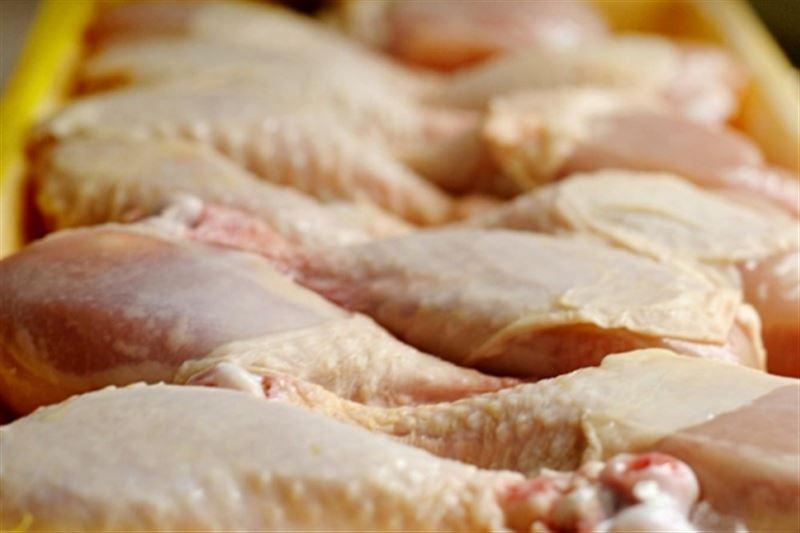 Сняты ограничения на транзит мяса птицы в Казахстан