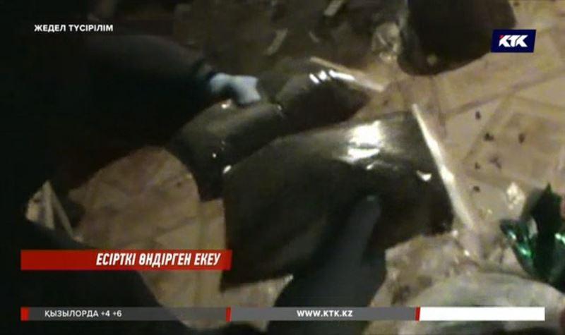 Алматы облысында синтетикалық есірткі өндіргендер ұсталды
