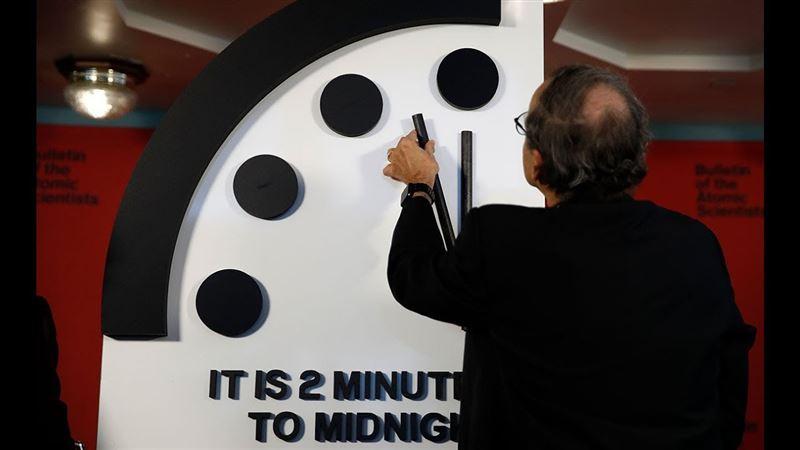 Катастрофа близко: что показывают Часы Судного дня