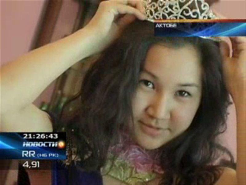 Актюбинская школьница выиграла всемирный конкурс красоты