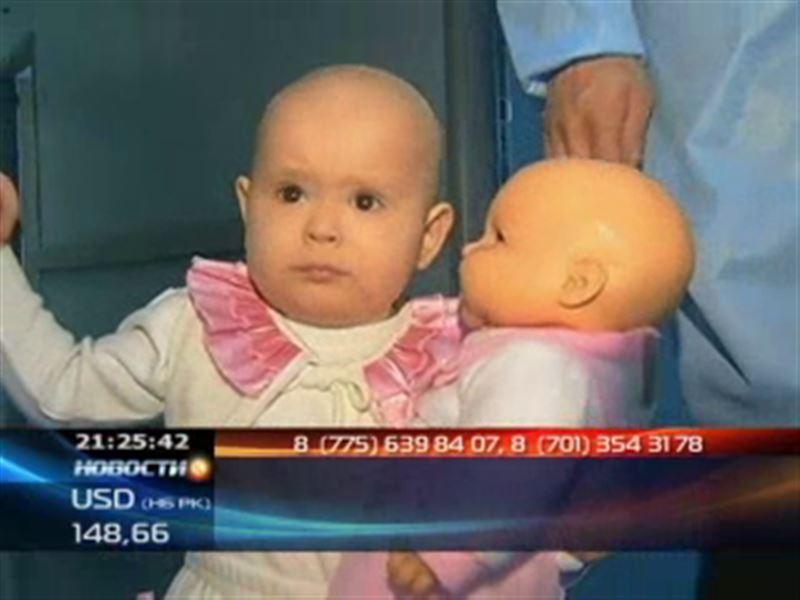 Маленькой Лизе Грачёвой нужна срочная операция за рубежом
