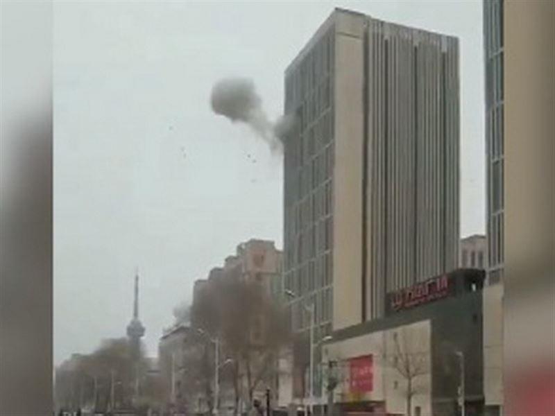 Во время взрыва в китайском Чанчунь погиб человек