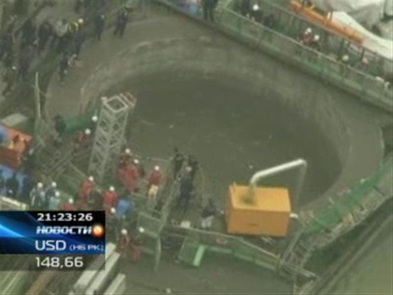 В Японии обрушился огромный подводный тоннель