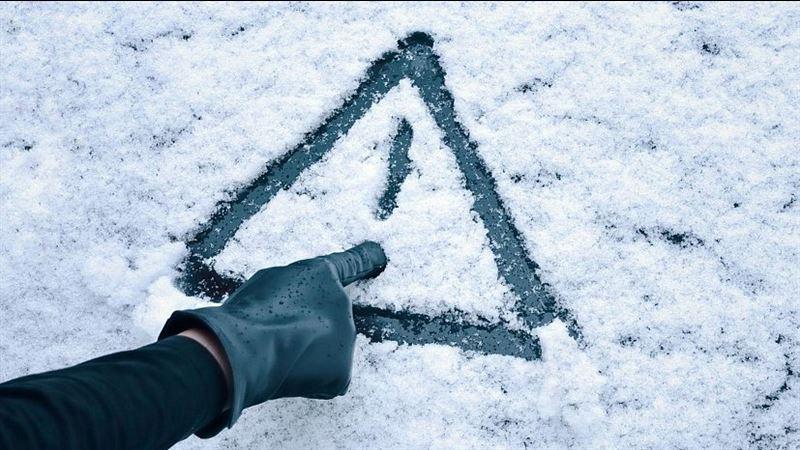 Морозная и снежная погода ожидается в Казахстане 26 января