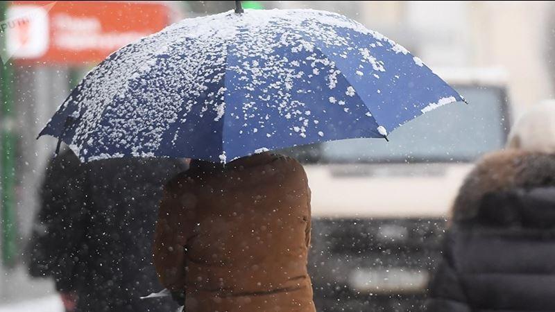 Прогноз погоды по Казахстану на понедельник, 28 января